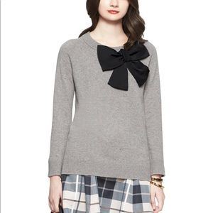 Kate Spade Wool Bow Sweater